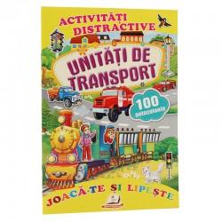 Unitati de transport + 100 autocolante