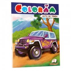 Coloram - Auto de teren