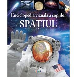 Spatiul - Enciclopedia vizuala a copiilor