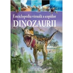Dinozauri - Enciclopedia vizuala a copiilor