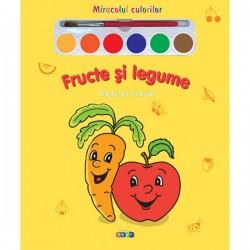 Fructe si legume – Miracolul culorilor
