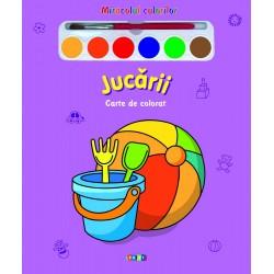 Jucarii – Miracolul culorilor