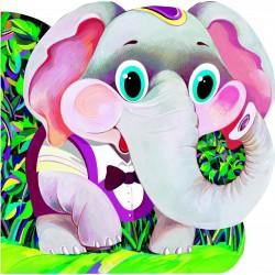 Elefantelul – Primii pasi