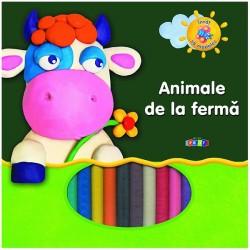 Animale de la ferma – Invat sa modelez