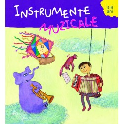 Instrumente musicale – Vreau sa stiu
