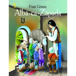 Alba-ca-Zapada - Fratii Grimm