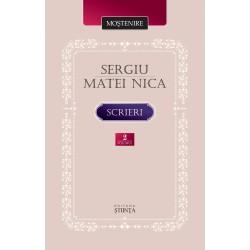 Sergiu Matei Nica. Scrieri. Volumul 2. Publicistica. Jurnal