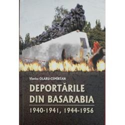 Deportarile din Basarabia 1940-1941, 1944-1956 - Viorica Cemirtan-Olaru