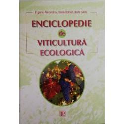 Enciclopedie  de viticultura ecologica – Eugeniu Alexandrov