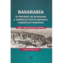 Basarabia in procesul de integrare a Imperiului Rus in sistemul comertului european (1812 - anii...