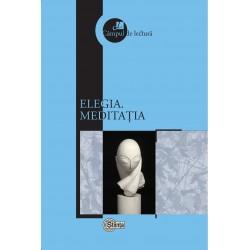 Elegia. Meditatia - Mircea V. Ciobanu
