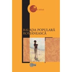 Balada populara romaneasca - Mircea V. Ciobanu