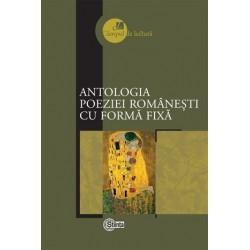 Antologia poeziei romanesti cu forma fixa - Nicolae Leahu