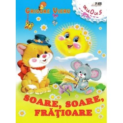 Soare, soare, fratioare - Grigore Vieru