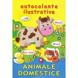 Animale domestice - Autocolante ilustrative