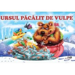 Ursul pacalit de vulpe