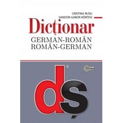 Dictionar german-roman, roman-german (cu minighid de conversatie) - Cristina Rusu, Sandor-Gabor...