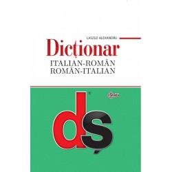Dictionar italian-roman, roman-italian (cu minighid de conversatie) - Alexandru Laszlo