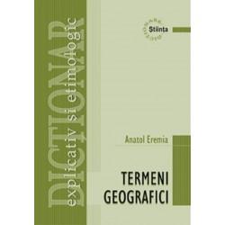 Dictionar explicativ si etimologic de termeni geografici