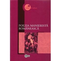 Poezia manierista romaneasca - Lucia Turcanu