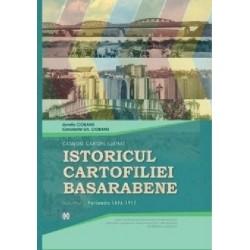 Istoricul cartofiliei Basarabene. Catalog cartofil ilustrat. Vol I+II - Aureliu Ciobanu,...