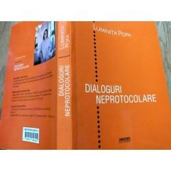 Dialoguri neprotocolare - Luminita Popa