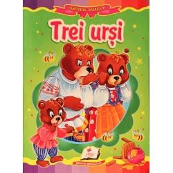 Trei ursi - Curcubeul basmelor